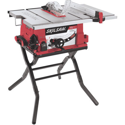 Picture of SKILSAW 15-Amp 10 In. Table Saw with Folding Stand