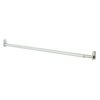 Picture of Do it 48 In. to 72 In. Adjustable Closet Rod, Lustra