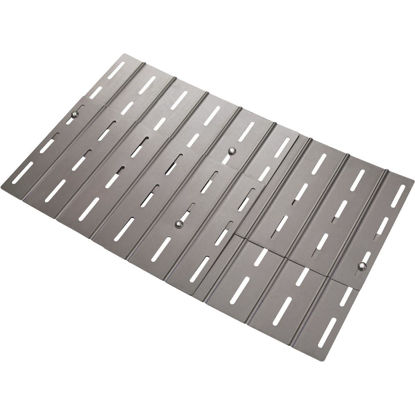 Picture of GrillPro 8 In. W. x 13 In. L. Porcelain-Coated Aluminized Steel Universal Heat Plate