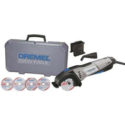 Picture of Dremel Saw-Max 3 In. 6-Amp Circular Saw Kit