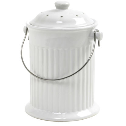Picture of Norpro 1 Gallon Ceramic Compost Keeper