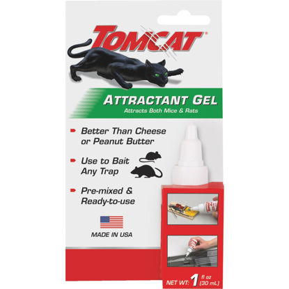 Picture of Tomcat 1 Oz. Gel Mouse Trap Attractant