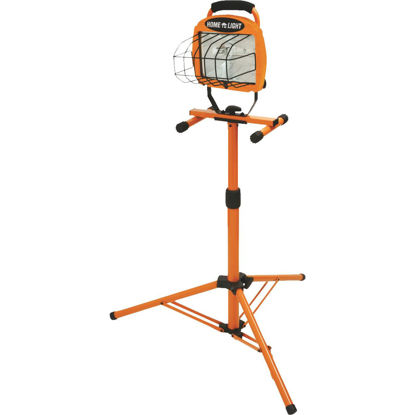 Picture of Designers Edge Home Light 8000 Lm. Halogen Tripod Stand-Up Work Light