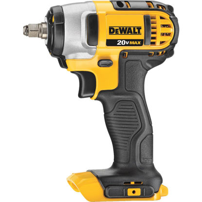 Picture of DeWalt 20 Volt MAX Lithium-Ion 3/8 In. Cordless Impact Wrench (Bare Tool)
