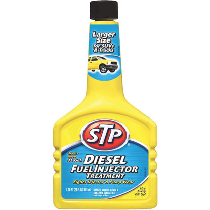 Picture of STP 20 Fl. Oz. Diesel Fuel System Cleaner