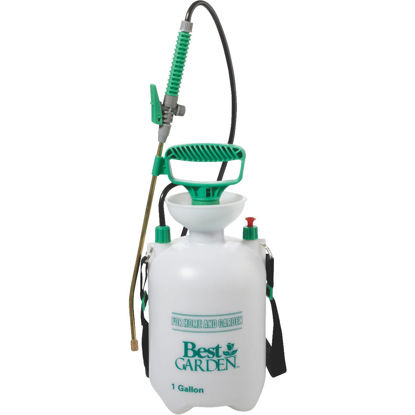 Picture of Best Garden 1 Gal. Tank Sprayer with Brass Wand