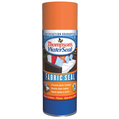 Picture of Thompsons WaterSeal Clear Fabric Waterproofing Sealer, 11.5 Oz.