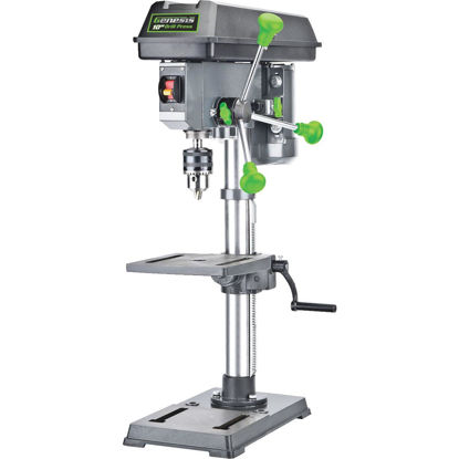 Picture of Genesis 10 In. 5-Speed Bench Top Drill Press with Work Light