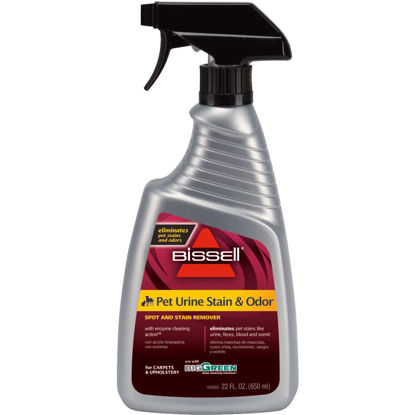 Picture of Bissell 22 Oz. Pet Urine Stain And Odor Remover Carpet Cleaner