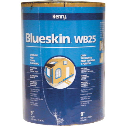Picture of Henry Blueskin WB25 9 In. X 75 Ft. Window Wrap & Flashing Tape