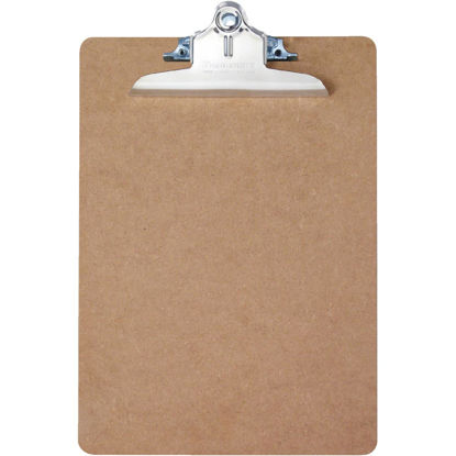 Picture of Saunders Letter Size 100% Recycled Hardboard 1 In. Clipboard