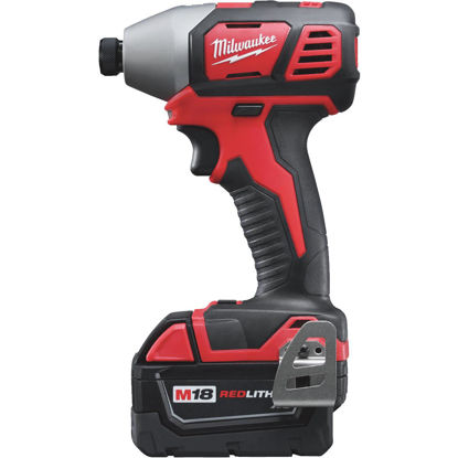 Picture of Milwaukee M18 18 Volt XC Lithium-Ion 1/4 In. Cordless Impact Driver Kit