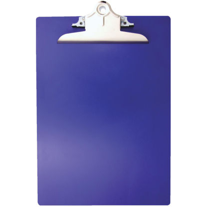 Picture of Saunders Letter Size 96% Recycled Plastic 1 In. Clipboard