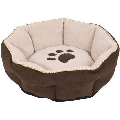 Picture of Petmate Aspen Pet 18 In. W. x 18 In. L. x 7 In. D. Recycled Polyester Fiber Cat or Small Dog Bed