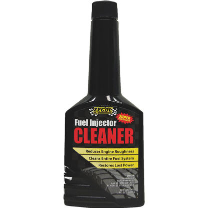 Picture of Zecol 12 Fl. Oz. Fuel Injector Fuel System Cleaner