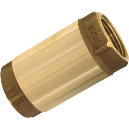 Picture of Simmons 1-1/2 In. Bronze Female Thread Check Valve