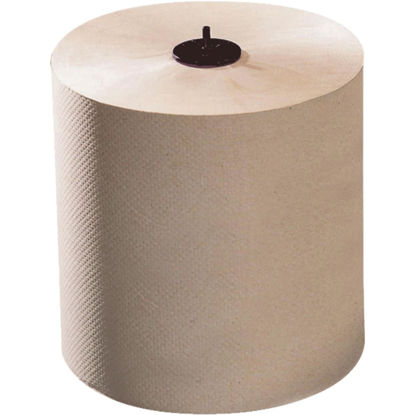 Picture of SCA Tork Brown Roll Towels (6 Count)