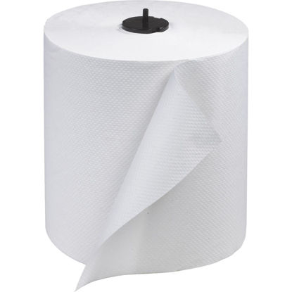 Picture of SCA Tork White Advanced Roll Towels (6 Count)