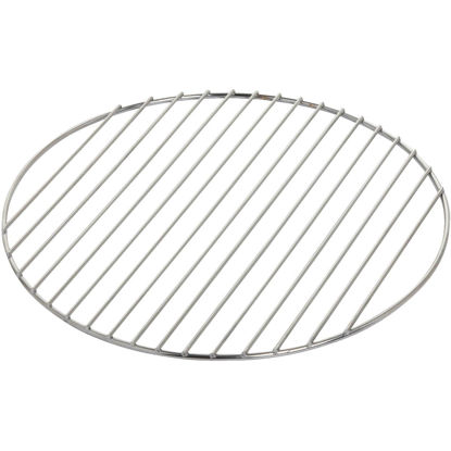 Picture of Old Smokey 14 In. Dia. Aluminized Steel Top Grill Grate