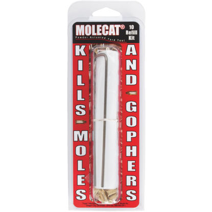 Picture of Molecat 10-Pack Mole & Gopher Killer Refill Kit
