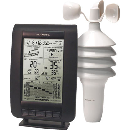 Picture of Acu-Rite Wind Weather Center Weather Station