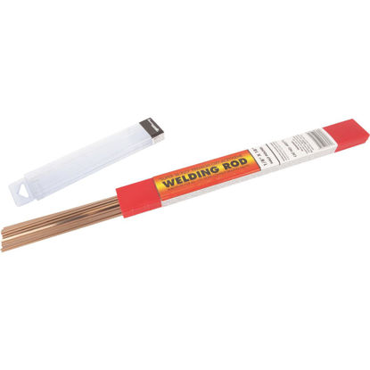 Picture of Forney 1/8 In. x 18 In. Super Sil-Flo Brazing Rod, 1/2 Lb.