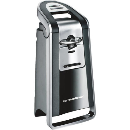 Picture of Hamilton Beach Smooth Touch Chrome Electric Can Opener