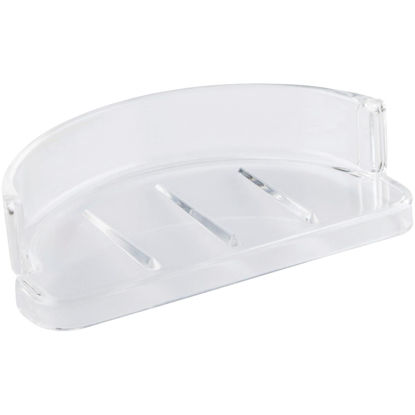 Picture of Home Impressions Vista Clear Soap Dish