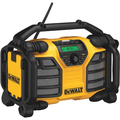 Picture of DeWalt 12-Volt/20-Volt MAX Lithium-Ion Jobsite Radio and Charger
