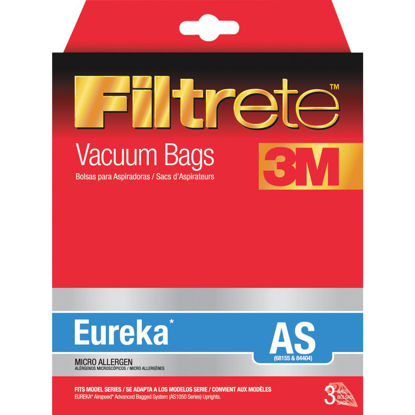 Picture of 3M Filtrete Eureka Type AS Micro Allergen Vacuum Bag (3-Pack)