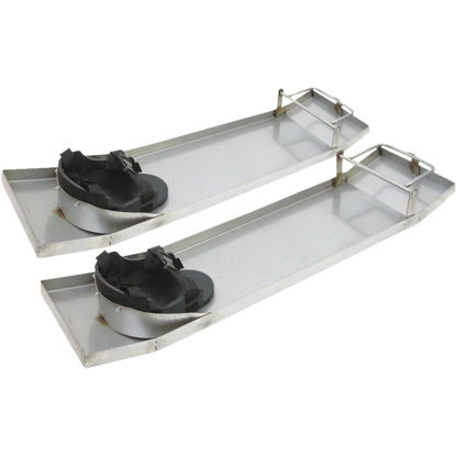 Picture of QLT 18 Ga. Stainless Steel Kneeling Board