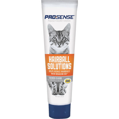 Picture of Pro-Sense 2.5 Oz. Salmon Flavor Paste Hairball Eliminator