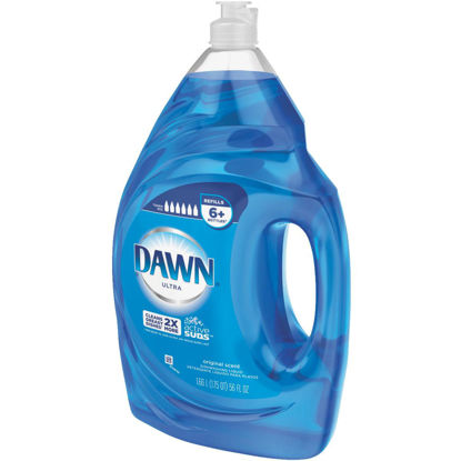 Picture of Dawn Ultra 56 Oz. 2X Concentrated Original Scent Dish Soap
