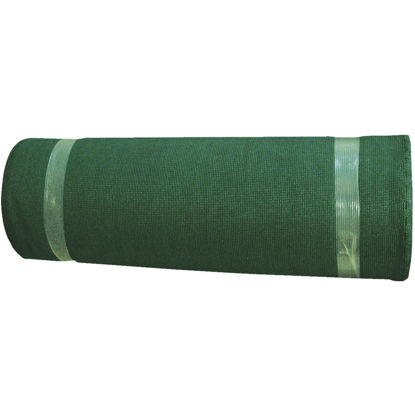 Picture of Coolaroo 6 Ft. W. x 100 Ft. L. Forest Green 50% UV Sun Screen Fabric