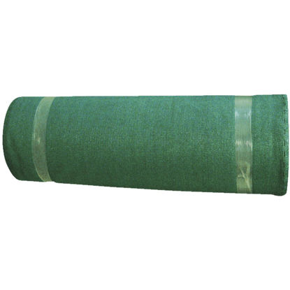 Picture of Coolaroo 6 Ft. W. x 100 Ft. L. Forest Green 70% UV Sun Screen Fabric