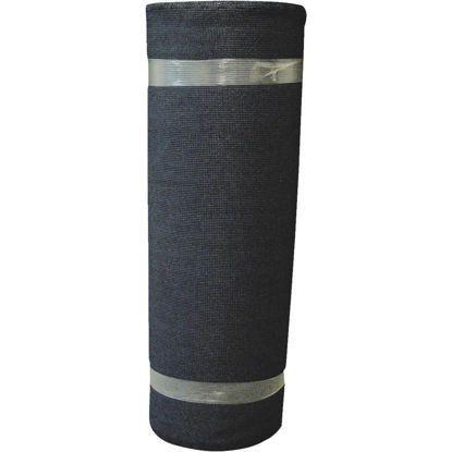 Picture of Coolaroo 6 Ft. W. x 100 Ft. L. Black 70% UV Sun Screen Fabric