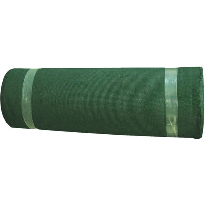 Picture of Coolaroo 12 Ft. W. x 50 Ft. L. Forest Green 70% UV Sun Screen Fabric