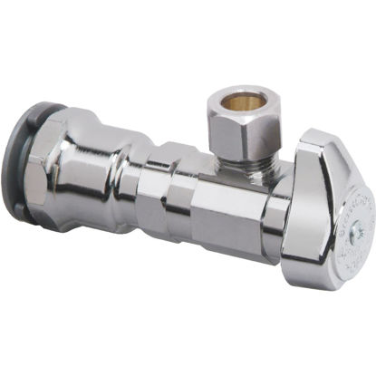 Picture of BrassCraft 5/8 In. OD CMP X 3/8 In. OD CMP 90 deg Angle Valve