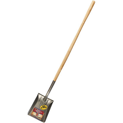 Picture of Bully Tools 46 In. Wood Handle Square Point Shovel