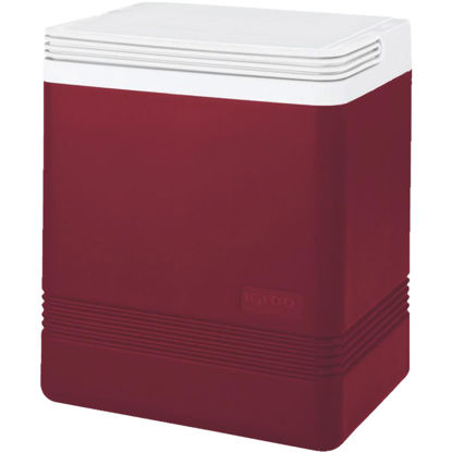 Picture of Igloo Legend 17 Qt. Cooler, Red