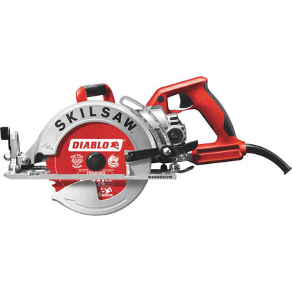 Picture of SKILSAW 7-1/4 In. 15-Amp Lighweight Magnesium Worm Drive Circular Saw