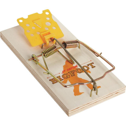 Picture of JT Eaton Bigfoot Mechanical Rat Trap with Expanded Trigger (1-Pack)
