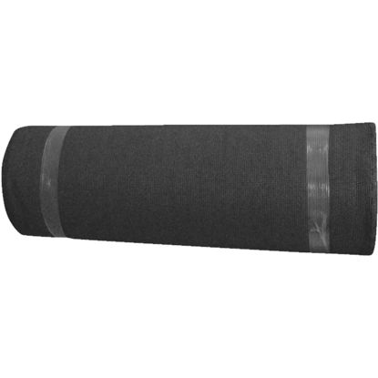 Picture of Coolaroo 6 Ft. W. x 100 Ft. L. Black 50% UV Sun Screen Fabric