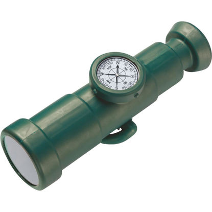 Picture of Swing N Slide Green Plastic Playground Telescope with Compass