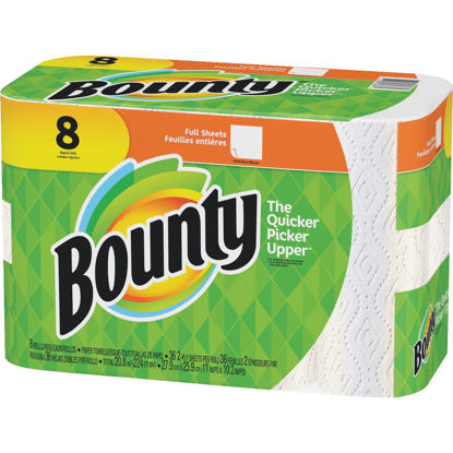 Picture of Bounty Full Sheets Paper Towel (8 Roll)