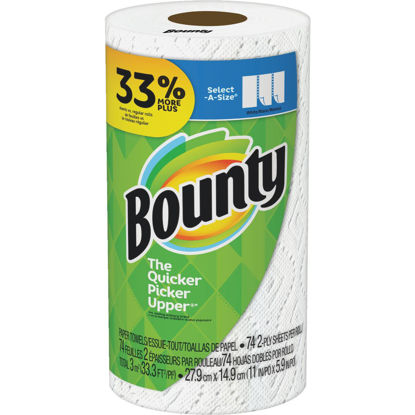 Picture of Bounty Select-A-Size Paper Towel (1 Roll)
