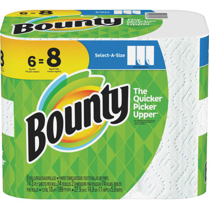 Picture of Bounty Select-A-Size Paper Towel (6 Roll)
