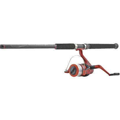 Picture of Competitor 7 Ft. Fiberglass Fishing Rod & Spinning Reel