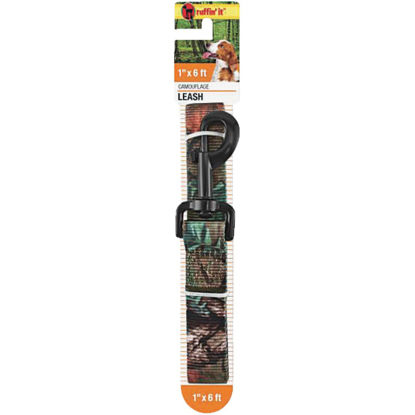 Picture of Westminster Pet Ruffin' it Standard 6 Ft. Woodlands Dog Leash