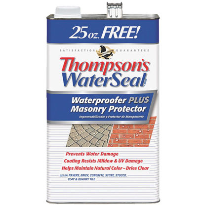 Picture of Thompson's WaterSeal Clear Natural Masonry Waterproofer, 1.2 Gal.